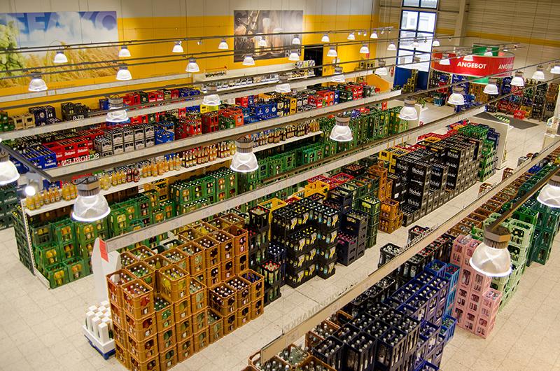 Getränke Zschoche: Anfahrt und Öffnungszeiten